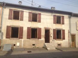 Achat Maison 6 pièces Baccarat