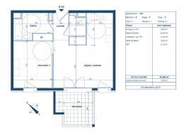 Achat Appartement 2 pièces Metz-Tessy