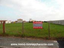 Achat Terrain Tonnay Charente