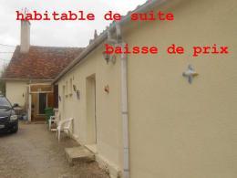 Achat Maison 4 pièces Mezieres en Brenne
