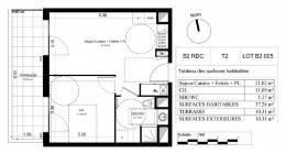 Achat Appartement 2 pièces Oullins