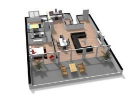 Achat studio Dieppe
