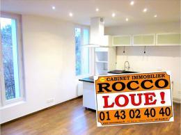 Location Appartement 2 pièces Le Raincy