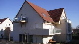 Location Appartement 2 pièces Rosheim