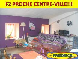 Location Appartement 2 pièces Commercy