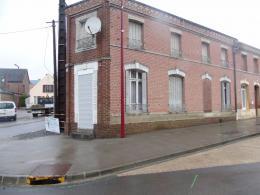 Maison Origny Ste Benoite &bull; <span class='offer-area-number'>60</span> m² environ &bull; <span class='offer-rooms-number'>3</span> pièces