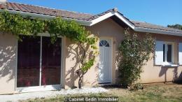 Location Maison 3 pièces Castelnau de Medoc
