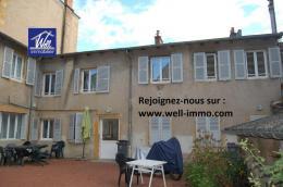 Location Appartement 4 pièces Charlieu