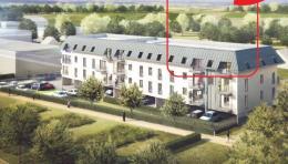 Location Appartement 2 pièces La Chapelle D Armentieres