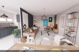 Achat Appartement 3 pièces Montgermont