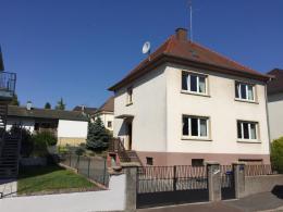 Achat Maison 6 pièces Schiltigheim