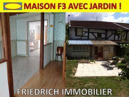 Location Maison 3 pièces Nettancourt