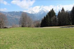 Achat Terrain St Gervais les Bains