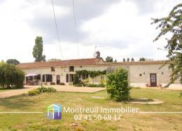 Achat Maison Montreuil Bellay