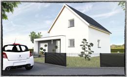 Achat Maison+Terrain 5 pièces Weckolsheim