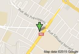 Location Appartement 2 pièces Aubervilliers