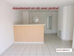 Location Appartement 3 pièces Montblanc