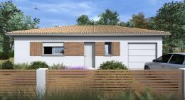 Achat Maison+Terrain 4 pièces Ste Helene