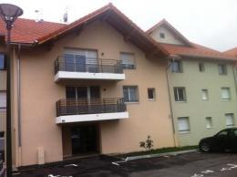 Location Appartement 3 pièces St Cergues
