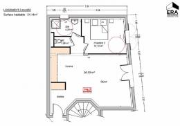 Achat Appartement 2 pièces Rambouillet