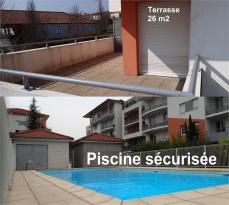 Achat Appartement 4 pièces Cournon d Auvergne