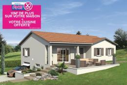 Achat Maison 4 pièces Montagnieu