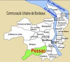 Location studio Pessac