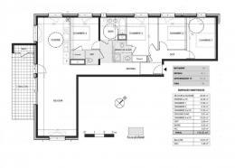 Achat Appartement 5 pièces Montbonnot St Martin