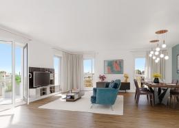 Achat Appartement 3 pièces Gentilly