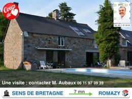 Achat Maison 7 pièces Sens de Bretagne