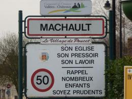 Achat studio Machault