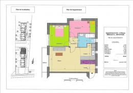 Achat Appartement 3 pièces Cerny