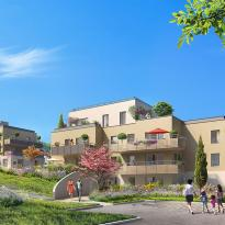 Achat Appartement 3 pièces Albigny-sur-Saone