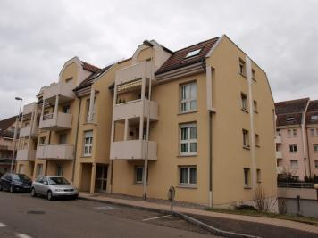 Appartement St Louis &bull; <span class='offer-area-number'>40</span> m² environ &bull; <span class='offer-rooms-number'>2</span> pièces