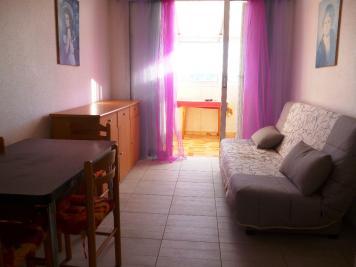 Appartement Le Cap d Agde &bull; <span class='offer-area-number'>29</span> m² environ &bull; <span class='offer-rooms-number'>2</span> pièces
