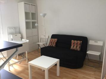 Appartement St Maurice &bull; <span class='offer-area-number'>18</span> m² environ &bull; <span class='offer-rooms-number'>1</span> pièce