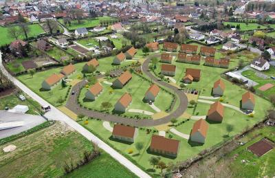 Terrain Crecy en Ponthieu