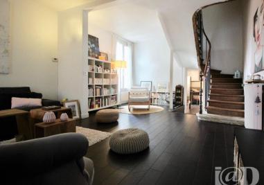Maison Deuil la Barre &bull; <span class='offer-area-number'>115</span> m² environ &bull; <span class='offer-rooms-number'>5</span> pièces