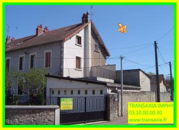 Maison Imphy &bull; <span class='offer-area-number'>98</span> m² environ &bull; <span class='offer-rooms-number'>7</span> pièces