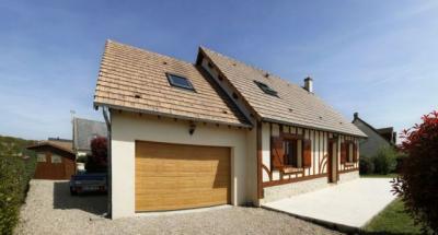 Maison La Bonneville sur Iton &bull; <span class='offer-area-number'>100</span> m² environ &bull; <span class='offer-rooms-number'>4</span> pièces