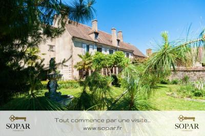 Maison Evaux les Bains &bull; <span class='offer-area-number'>400</span> m² environ &bull; <span class='offer-rooms-number'>10</span> pièces