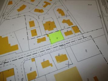 Terrain Bras sur Meuse &bull; <span class='offer-area-number'>475</span> m² environ