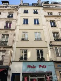 Appartement Paris 01 &bull; <span class='offer-area-number'>70</span> m² environ &bull; <span class='offer-rooms-number'>3</span> pièces