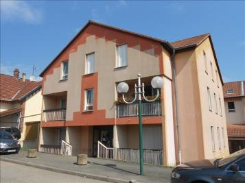 Appartement Freyming Merlebach &bull; <span class='offer-area-number'>56</span> m² environ &bull; <span class='offer-rooms-number'>2</span> pièces