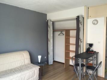 Appartement Toulouse &bull; <span class='offer-area-number'>20</span> m² environ &bull; <span class='offer-rooms-number'>1</span> pièce