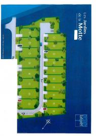 Terrain Merignies &bull; <span class='offer-area-number'>416</span> m² environ