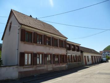 Maison Ste Croix aux Mines &bull; <span class='offer-area-number'>285</span> m² environ