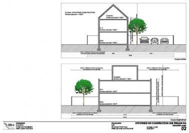 Terrain Clichy sous Bois &bull; <span class='offer-area-number'>350</span> m² environ