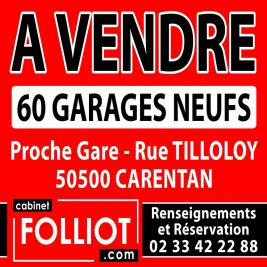 Parking Carentan &bull; <span class='offer-area-number'>16</span> m² environ