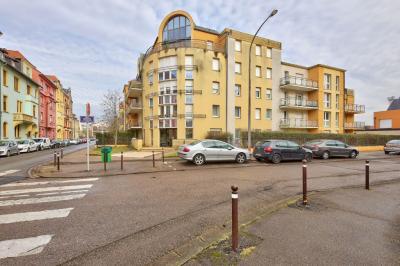 Appartement Metz &bull; <span class='offer-area-number'>30</span> m² environ &bull; <span class='offer-rooms-number'>1</span> pièce